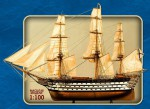 ship 12 Apostles scale 1/100 (Full set for assembly №1-120) - MavzolHobby
