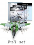 MIG-29 (FULL SET for assembly №1-120) - MavzolHobby